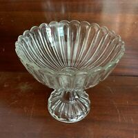 """Millersburg EAPG Glass #400 pattern 9"""" x 9"""" tall  Excellent Cond. inclusions"""