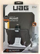 UAG Urban Armor Gear Metropolis Microsoft Surface Go Case Black NEW