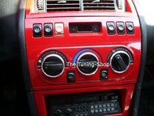 Si adatta FIAT COUPE 16V & Turbo A/C STUFA Anelli trim circonda