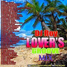 LOVERS GROOVE REGGAE LOVERS ROCK MIX CD
