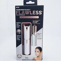 Finishing Touch Flawless Women's Painless Hair Remover White/Rose Gold