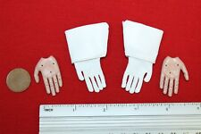 DRAGON IN DREAMS 1/6TH SCALE NAPOLEONIC FRENCH DRAGOON WHITE GLOVES FROM HERVE