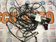 PEUGEOT 207 CC HYDRAULIC PUMP ROOF MOTOR WITH HOSES AND CYLINDERS 9680076380