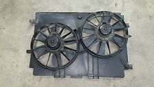 1997-2004 Corvette C5 OEM RADIATOR COOLING FANS ASSEMBLY