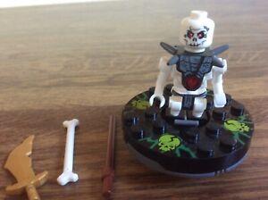 Lego Ninjago, Chopov 2114 + Spinner + Waffen