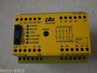 1PC Used PILZ Pilz safety relays PNOZXM1