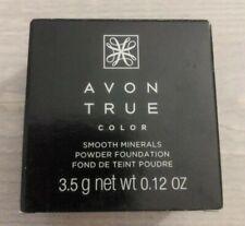 Avon True Color Smooth Minerals Powder Foundation Bronze