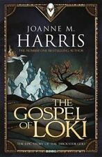 The Gospel of Loki, Harris, Joanne M, New Book