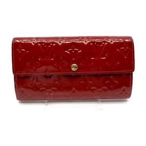 Louis Vuitton LV Card Case M91281 Pochette Porto monne Credit Vernis 1520201