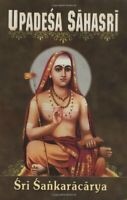 Upadesa Sahasri: A Thousand Teachings by Shankara Paperback Book The Fast Free