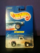 Hot Wheels Die-cast #220 Bywayman 1/64 Pickup Truck 1997 ORSB Wheels New On Card