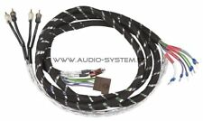 Audio Système hlac4 3m 4 canaux high-low-adapter-cable