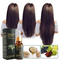 - chute de cheveux huile essentielle d'argan un sérum de croissance de cheveux