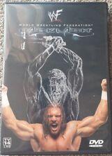 WWF/WWE Backlash 2001 Wrestling DVD Very Rare NTSC