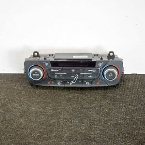 FORD FOCUS MK3 Climate Heater Control Unit F1ET-18C612-DJ WZ8V008400 2016