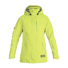 Dakine Jacket - Womens Skye Snowboard Ski - Lime - Medium