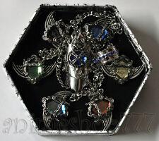 Katekyo Hitman Reborn Vongola 7 Ring Necklace A Cosplay Free shipping