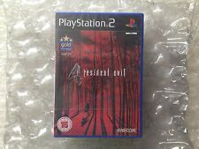 BRAND NEW FACTORY SEALED RESIDENT EVIL 4 FOR PLAYSTATION 2 PS2 SONY