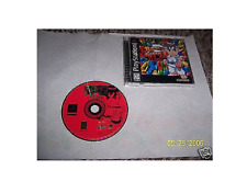 Super Puzzle Fighter II Turbo (Playstation one) complete