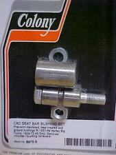 Harley,65-80 FL Solo Seat T-bar seat mounting bushing bolt kit