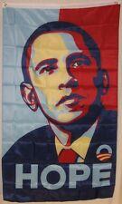 Barack Obama HOPE Flag 3x5 ft Election Campaign President Souvenir Commemorative