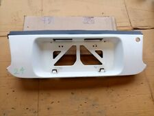 TOYOTA CELICA ST205 GT4 94-99 2.0 IMPORT JDM NUMBER PLATE SURROUND WHITE