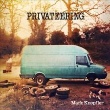 MARK KNOPFLER - PRIVATEERING USED - VERY GOOD CD