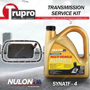 SYNATF Transmission Oil + Filter Kit for BMW 3 Series E46 330Ci Z3 E36 Z4 E85