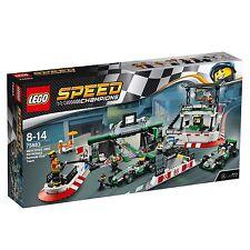 LEGO ® Speed Champions 75883 MERCEDES AMG Petronas Formula One ™ TEAM NUOVO NEW