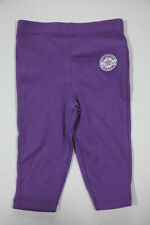 NUEVO All Star Converse Pantalones de bebé sudor shorts Púrpura Para Niñas gr.9