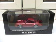 Porsche 911 Turbo 1990 red met Minichamps 430069108 MIB 1:43 914 959 VERY RARE