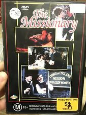 The Missionary ex-rental region 4 DVD (Maggie Smith, Michael Palin movie) RARE