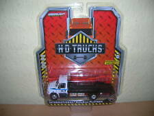 Greenlight International Durastar Flatbed Flatbed Tow Truck White, 1:64