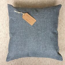 """New 16""""x16"""" cushion cover made in Marks & Spencer slate grey tweed look fabric"""