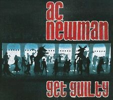 A.C. Newman - Get Guilty CD (The New Pornographers)