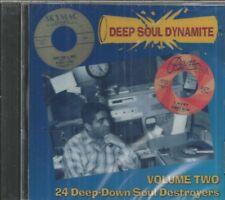 DEEP SOUL DYNAMITE - CD - Volume Two - BRAND NEW