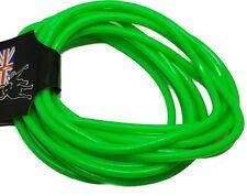 Green Gummies Shag Bands Bracelets  Jelly Wristband Bangles x12