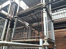 More details for used ex-mod cage pallets