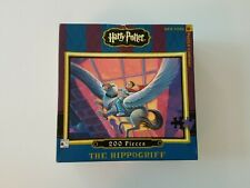 New York Puzzle Company Harry Potter The Hippogriff 200 Piece Puzzle PRE OWNED