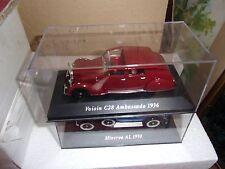 VECINO C28 EMBAJADA 1936 IXO 1/43 nuevo en caja