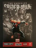 Superior Spider-Man #8 2013 Fan Expo Marvel Now Variant Comic Book NM