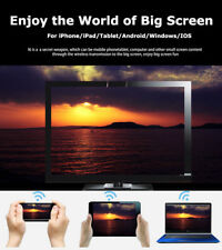 1080P HD Anycast MX Wifi Display TV Dongle Stick Sharing Airplay Youtube/Netflix