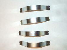 Spring Clips - Metal Aluminum Picture Frame Hardware, 100 count pkg. (#fr9)
