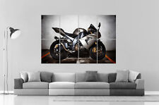 MOTO BIKE Wall Poster Grand format A0 Large Print