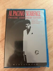 Scarface 2 Disc Anniversary Edition DVD English/French/Spanish Version