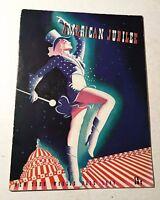 1940 New York World's Fair Program For The Show American Jubilee