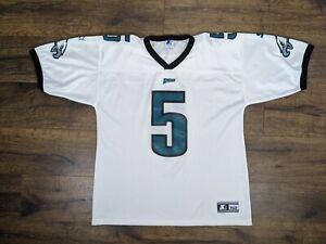 Vintage Starter Philadelphia Eagles Donovan McNabb Jersey Size X-Large