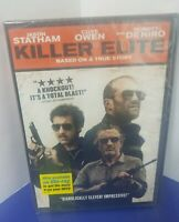 Killer Elite DVD Jason Statham Brand New