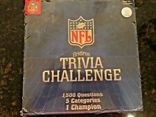 Usaopoly Nfl Gridiron Trivia Challenge Factory Sealed