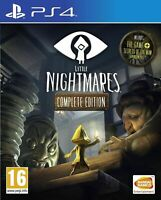 Little Nightmares: Complete Edition PS4 Playstation 4 Brand New Sealed